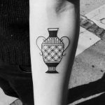 Amphora tattoo