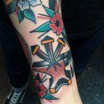 Anvil tattoo