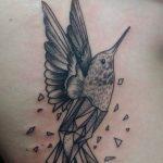 Colibri tattoo