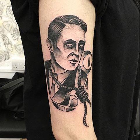 Hangman tattoo