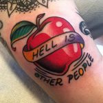 Hell is other people