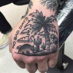 No bad days tattoo