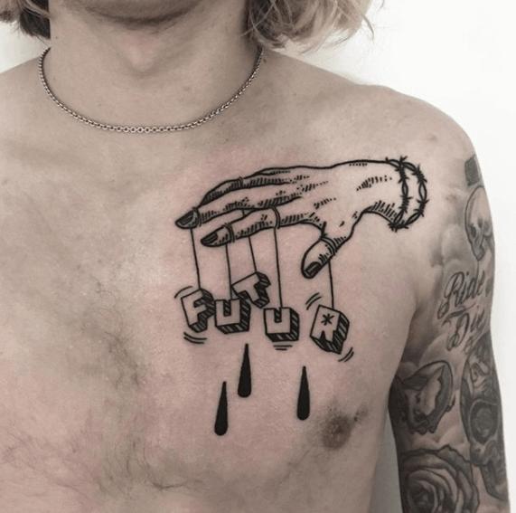 Futur tattoo