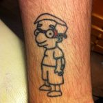 Millhouse tattoo
