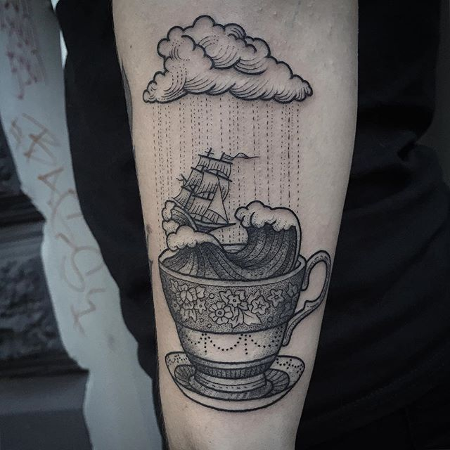 Storm in a cup