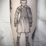 Eleven tattoo