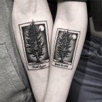 Point du jour tattoo