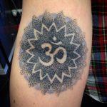 Dotwork om tattoo
