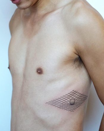 General theory of relativity tattoo