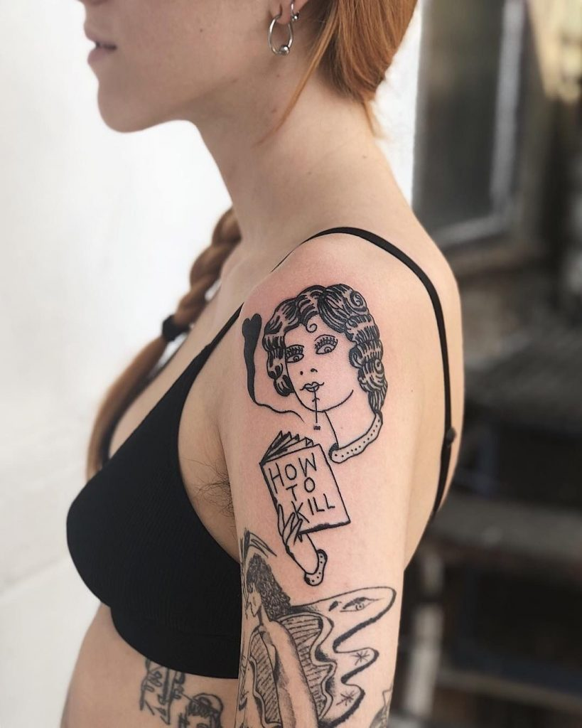 How to kill tattoo