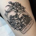 Lamoureux tattoo