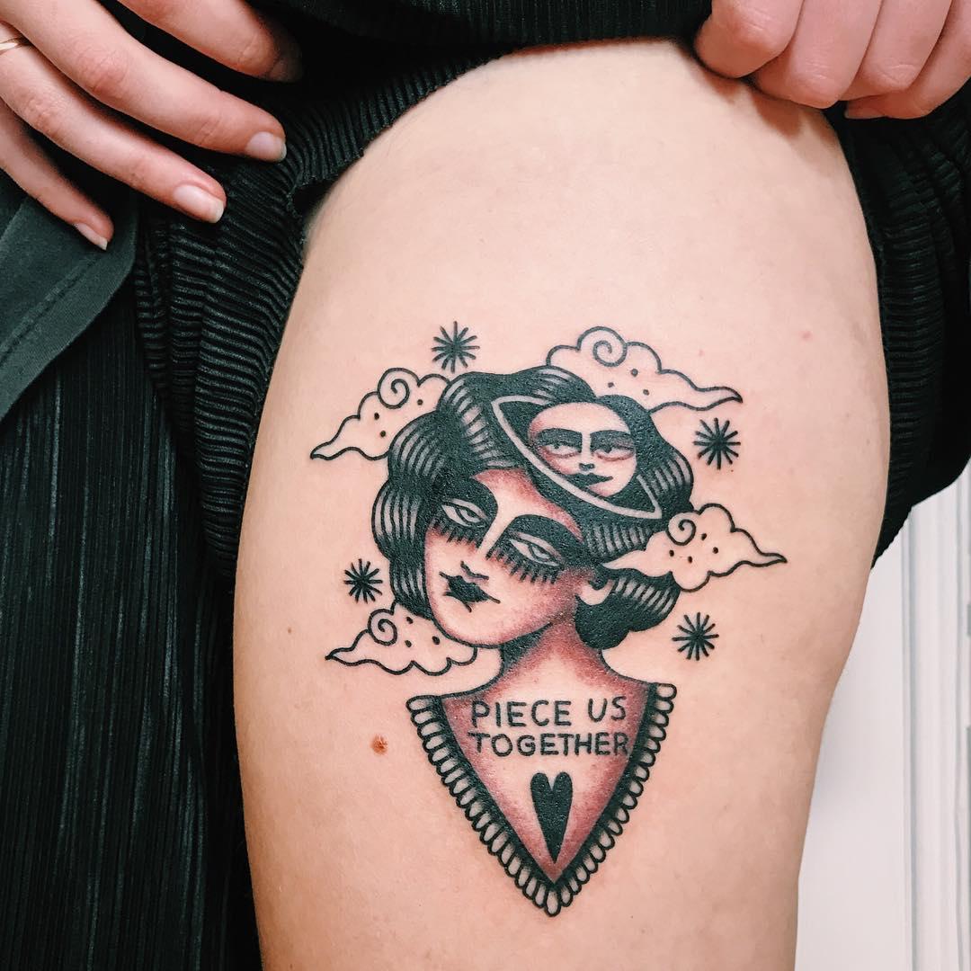 Piece us together tattoo
