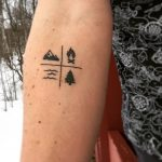 Tattoo idea for explorers
