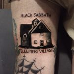 Black sabbath sleeping village