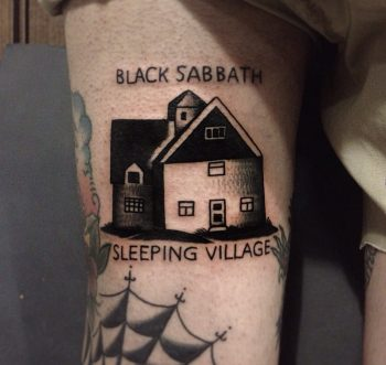 Black sabbath sleeping village