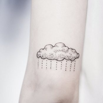 Cry me a river tattoo