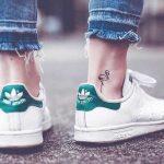 Flamingo tattoo by andrew szkotti