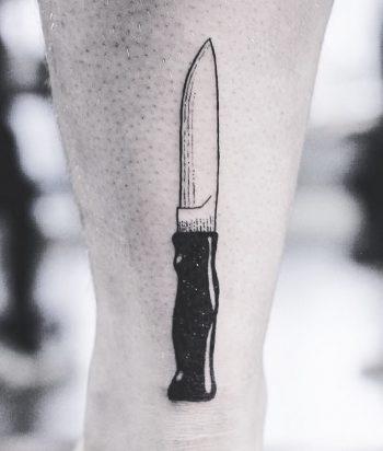 Knife by kyle kyo koko