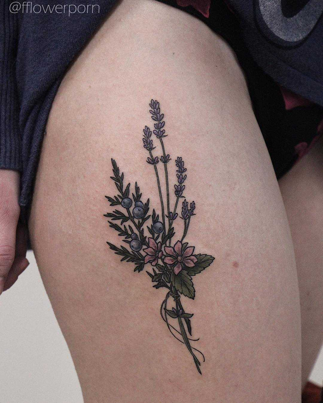 53a55a8c72ee8 Wildflower Bouquet Tattoo - Same Day Flower Delivery