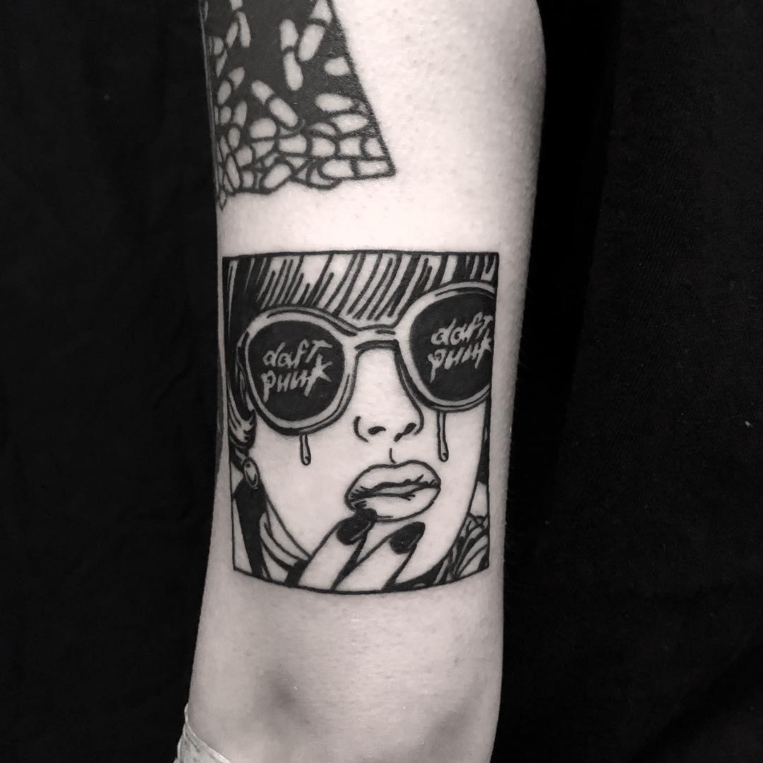 punk tattoo