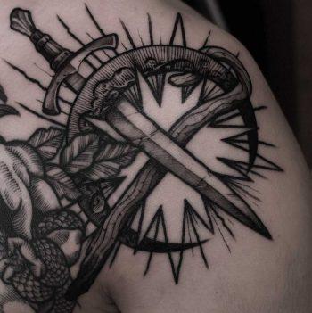 Judgement tattoo