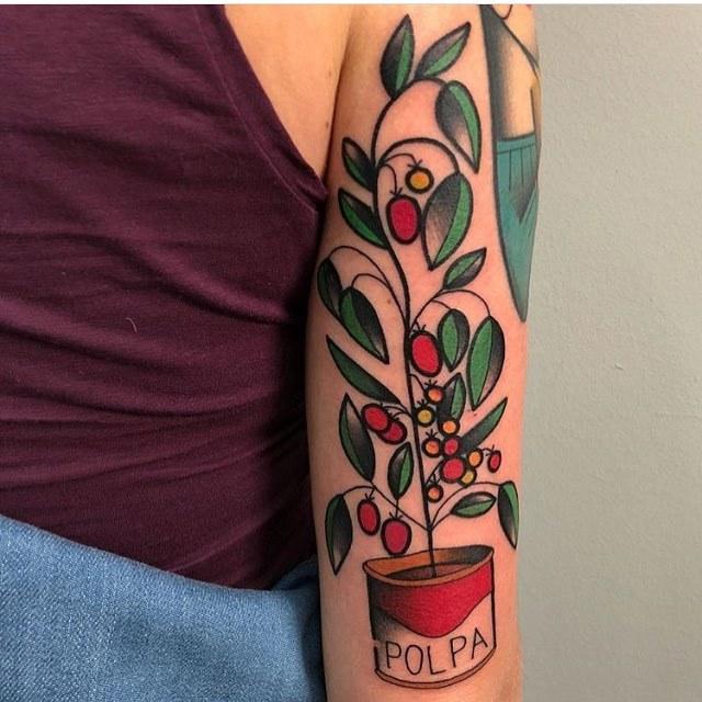 Polpa tattoo