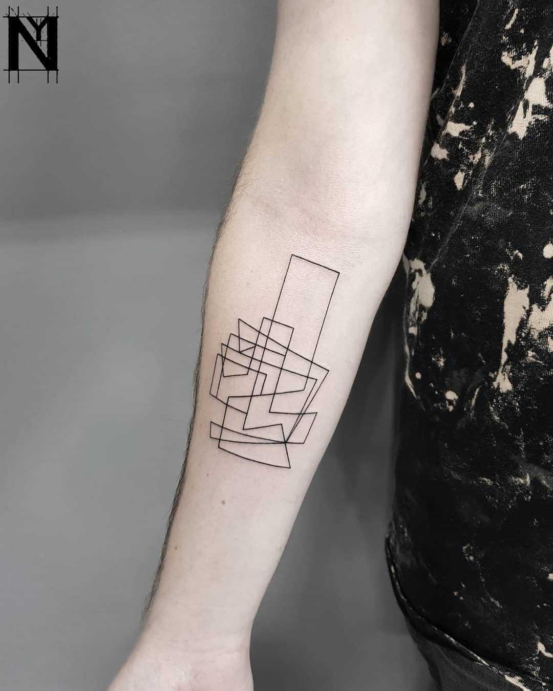 Tattoo based on John Mclaughlins