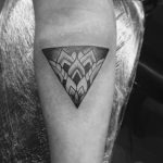 Triangular Lotus by Chris Sims