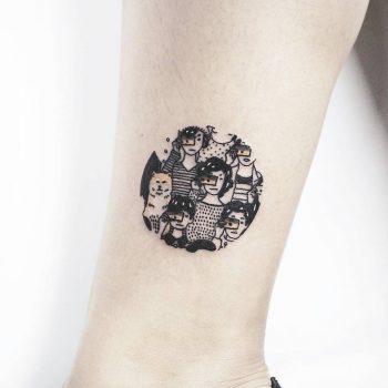 Doge by Anton1o Tattoo