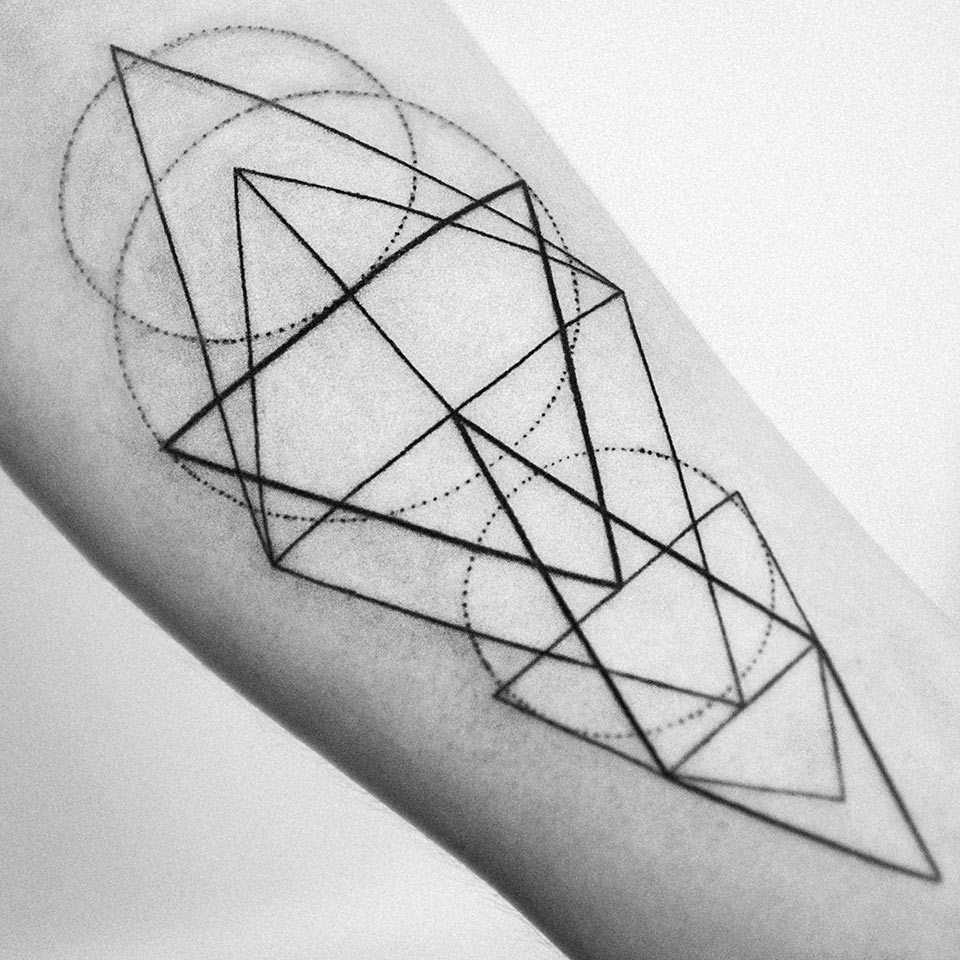 Flawless geometry by Dogma Noir