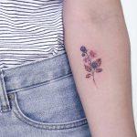 Little berries by Iris Tattoo Art
