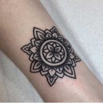 Perfect mandala by Mark Tattooist