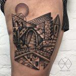 Crazy town tattoo