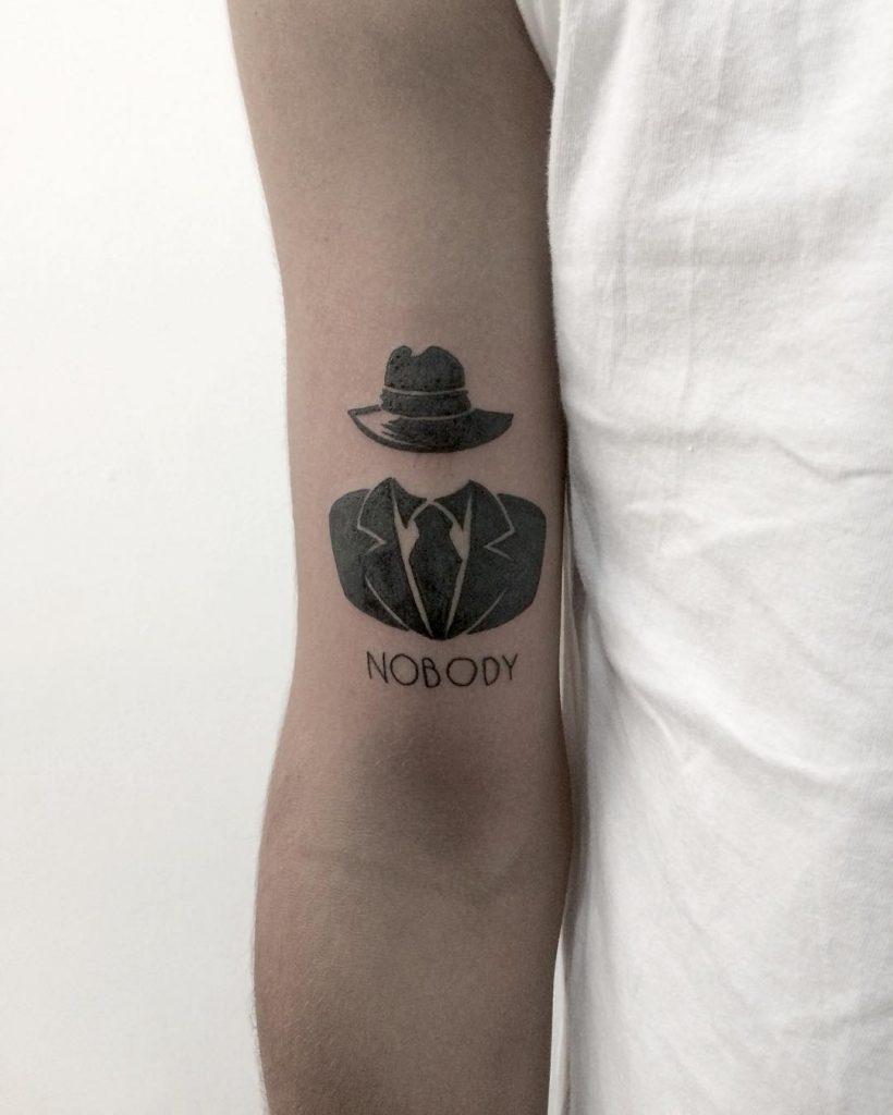 Nobody tattoo
