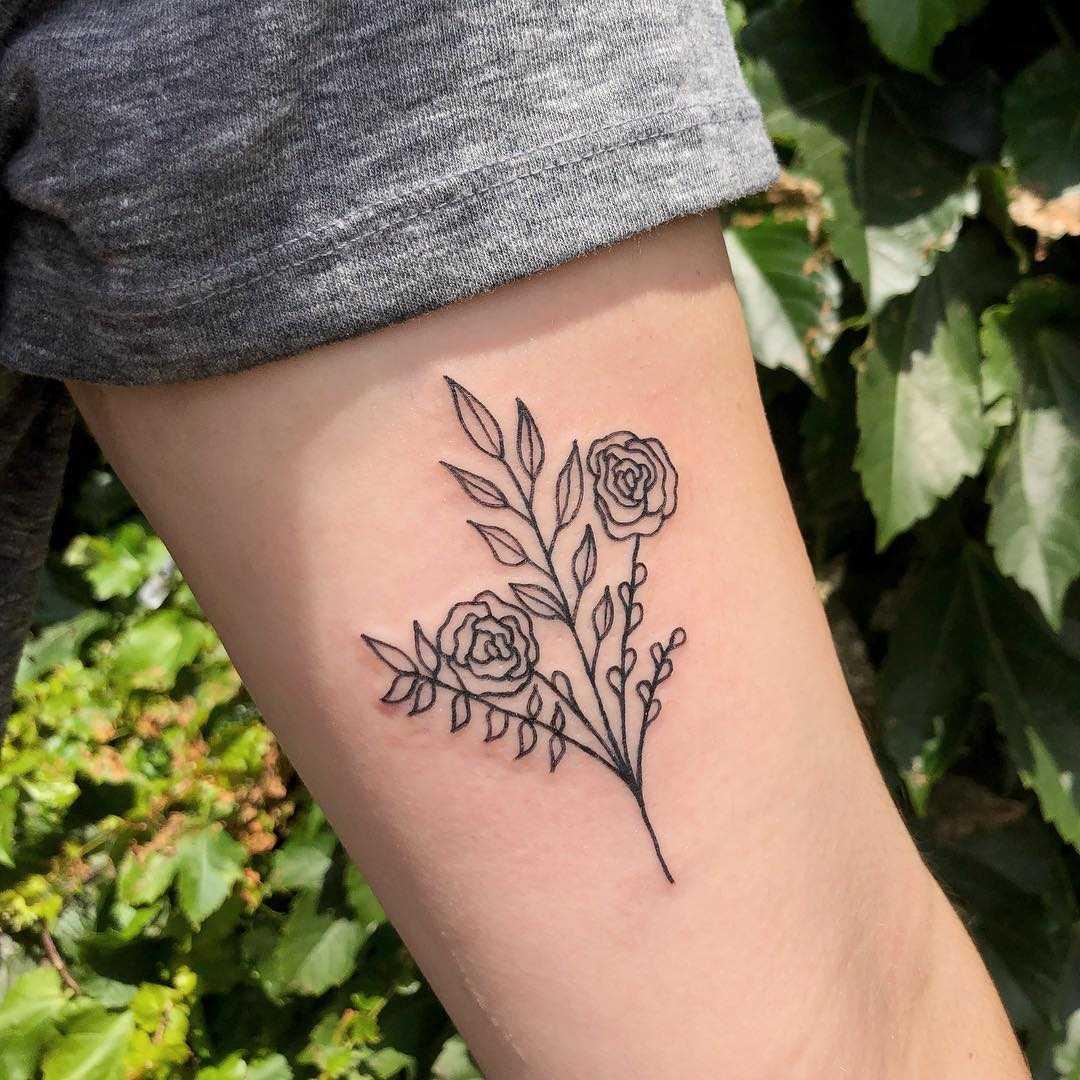 Simple floral