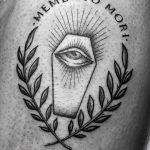 The only truth of life tattoo