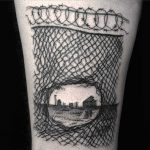 Break free tattoo by Michele Servadio