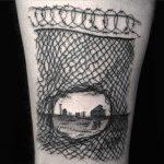 Break free tattoo by Michele Servadio
