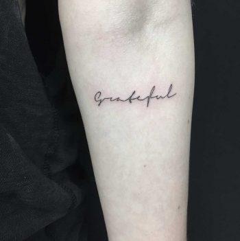 Grateful by Nerdymatch Loredana