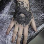 Nest tattoo by Silver Tattooer
