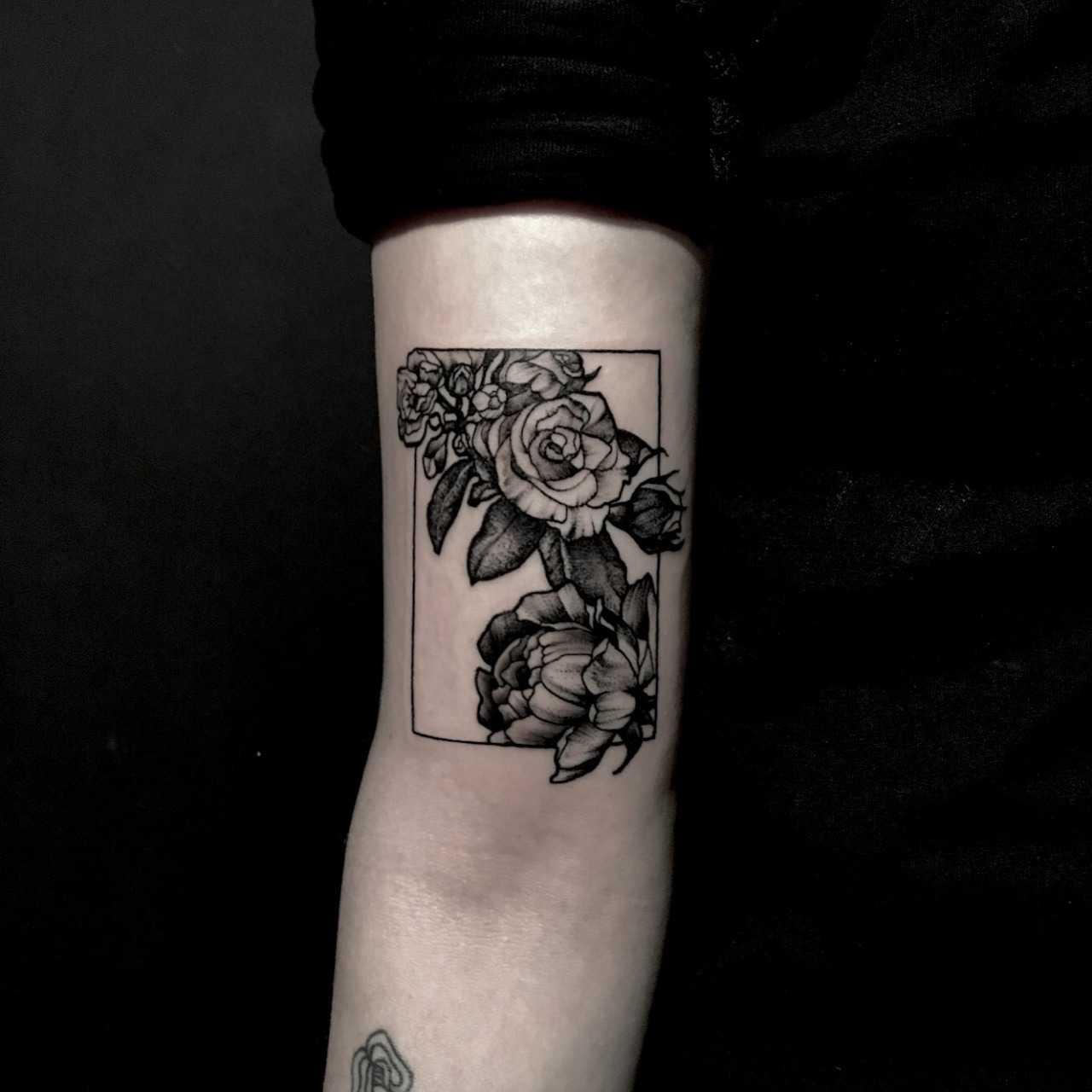 Roses by Berkin Dönmez