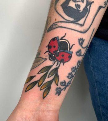 Ladybird by Lara Simonetta