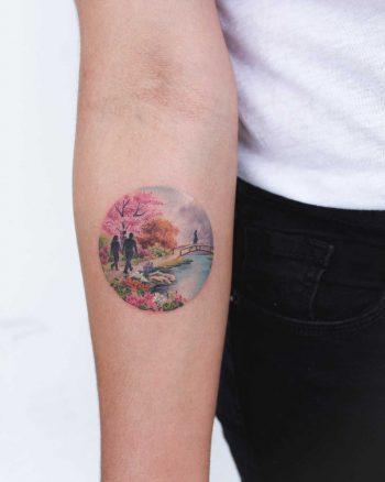 Memories by Iris Tattoo Art