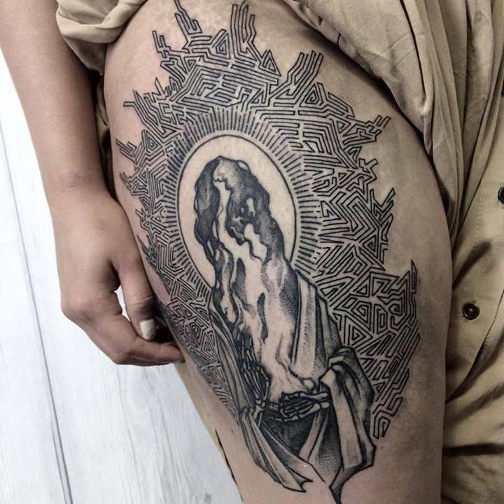 Tattoo by Nissaco