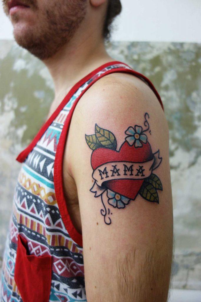 Tattoo for mama