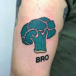 Bro tattoo by Eugene Dusty Past