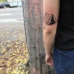 Camp creep tattoo by tattooist yeahdope