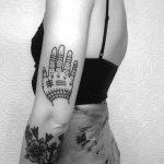 Hand by Jaya Suartika