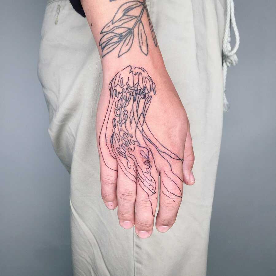 Jellyfish by Suki Lune