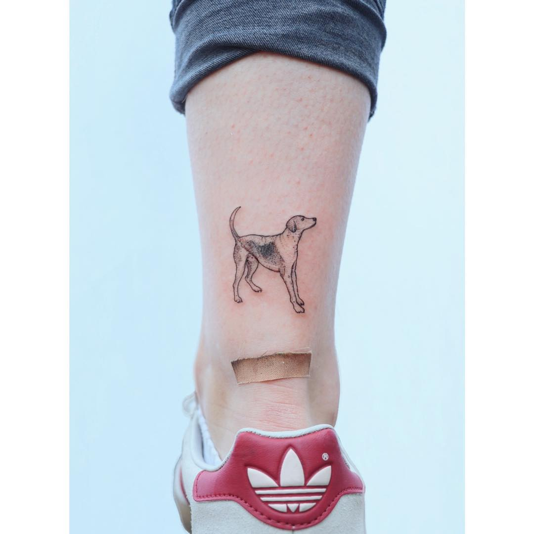Little doggie by Zaya Hastra